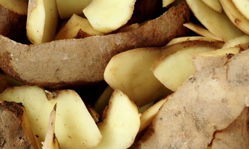 Ljuske krompira