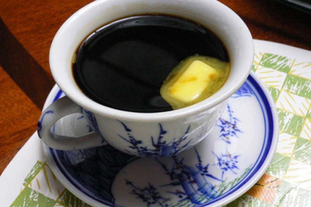 Kafa sa maslacem