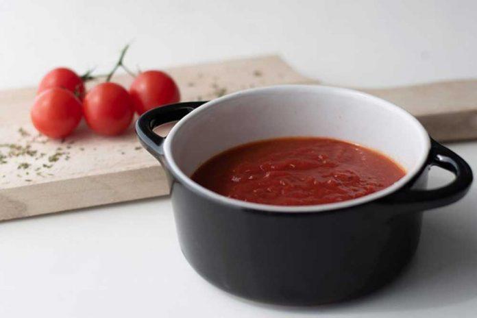 Paradajz sos